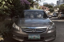 Sell Gey 2008 Honda Accord in Makati