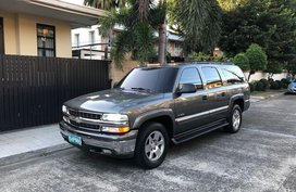 Grey Chevrolet Suburban 2000 for sale in Pasig