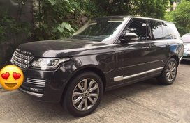 Black Land Rover Range Rover 2014 for sale in Victoria Court Canley