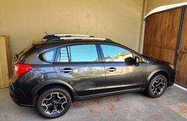 Grey Subaru Xv 2012 for sale in Muntinlupa City