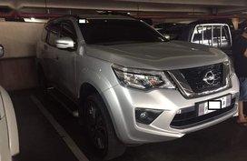 Selling Silver Nissan Terra 2020 in Meycauayan