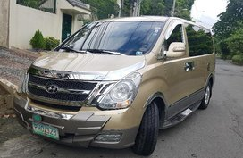 Sell 2010 Hyundai Grand Starex in Manila