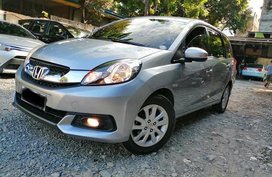 Honda Mobilio 2016 for sale in Quezon City