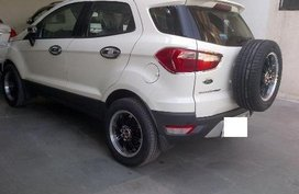 White Ford Ecosport 2014 for sale in Taguig