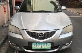 Silver Mazda 3 2008 for sale in San Juan