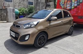 Selling Kia Picanto 2014 in Quezon City