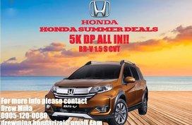 Sell Brand New Honda BR-V in Cainta
