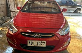 Hyundai Accent 1.4L manual 2015 model