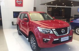 Selling Red Nissan Terra 2020 in Makati