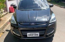 Black Ford Escape 2015 for sale in Cebu City