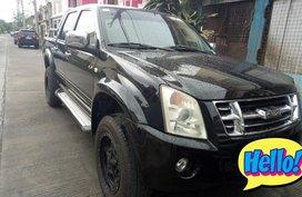 Black Isuzu D-Max 2009 for sale in Tagaytay City
