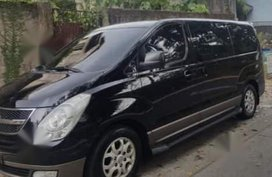 Black Hyundai Grand starex 2012 for sale in Automatic