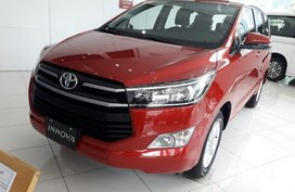 2020 Toyota INNOVA 2.8 E DIESEL A/T