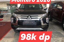 2020 Mitsubishi Montero Sport