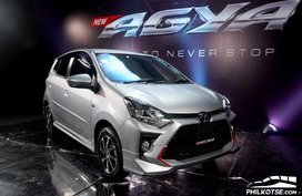 2020 Toyota Wigo facelift debuts in Indonesia's Agya