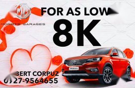 Mg Zs 2020 for sale in Marikina City