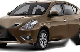 Sell Brown 2020 Nissan Almera in Calamba