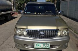 Sell Golden 2004 Toyota Revo in Malabon