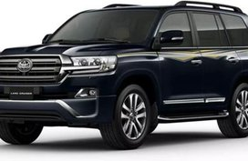 Sell 2020 Toyota Land Cruiser in Manila