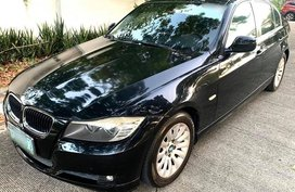 Selling Black Bmw 318I 2010 in Paranaque City