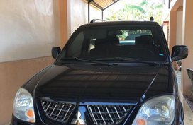 Selling Black Mitsubishi Adventure 2008 in Manila
