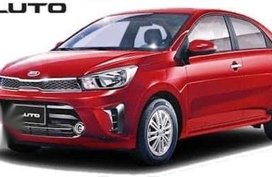 Purple Kia Soluto 2020 for sale in Manila