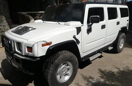 Hummer H2 2003 for sale in Quezon City