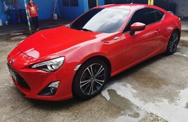 Toyota 86 2013 A/T
