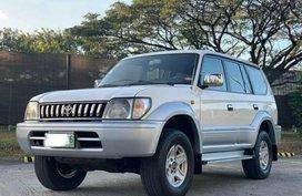 Sell Silver 1998 Toyota Land Cruiser prado in Marikina