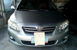 Sell Silver 2008 Toyota Corolla altis in Bacoor