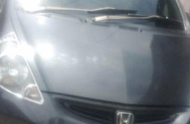 Selling Grey Honda Fit 2013 in Davao City