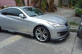 Silver Hyundai Genesis 2015 for sale in Cainta