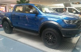Sell Blue 2020 Ford Ranger Raptor in Manila