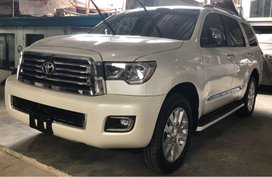 Brand New Toyota Sequoia Platinum (Captain Seats) 2019