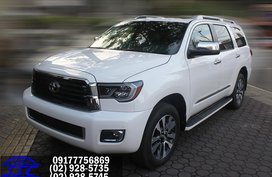 Brand New Toyota Sequoia Limited 2018