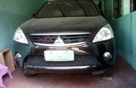 Black Mitsubishi Fuzion 2008 for sale in Santa Rosa