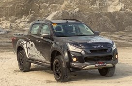 You can now buy 2020 Isuzu D-Max Boondock 4x4 in the Philippines
