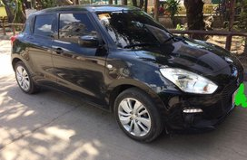 Black Suzuki Swift 2019 for sale in Teresa