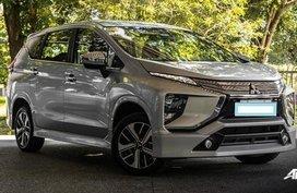 Selling Silver Mitsubishi XPANDER 2020 SUV / MPV in Manila