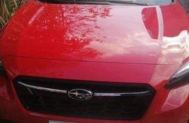Red Subaru Xv 2012 for sale in Parañaque