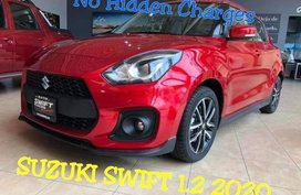 Selling Red Suzuki Swift 2020 in Manila