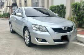 Silver Toyota Camry 2008 for sale in Manila