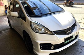 White Honda Jazz 2012 for sale in Binan City