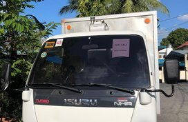White Isuzu Nhr 2015 for sale in Pasig