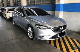 Silver Mazda 6 2017 Wagon (Estate) for sale in Marikina