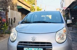 Sell Silver 2012 Suzuki Celerio in Quezon City