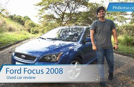 2008 Ford Focus Used Car Review Philippines