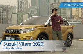 2020 Suzuki Vitara Review Philippines: How did it find the fountain of youth?