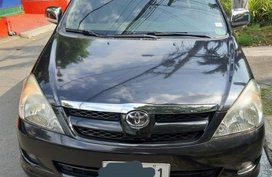 Sell Black 2006 Toyota Innova in Manila