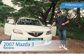 2007 Mazda 3 Philippines | Used Car Review | Philkotse